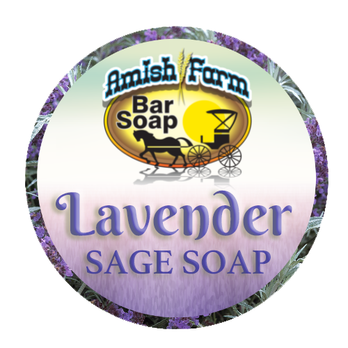 Amish Farms Sage Soap